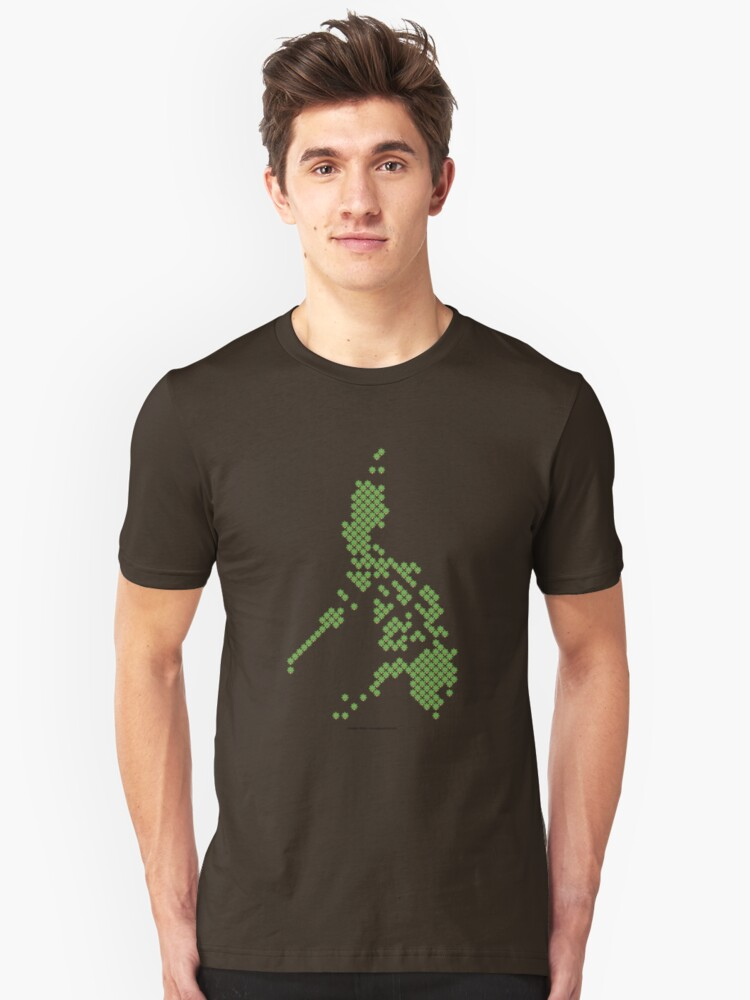 "Philippine ""Coconut"" Islands by KalyeShirts"