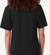 Engelsflügel und Armbrust (dreckig) Slim Fit T-Shirt
