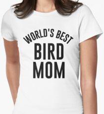 worlds best bird mom T-Shirt