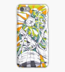 WORN and TORN (Converse Chuck Taylor Shoes) iPhone Case/Skin