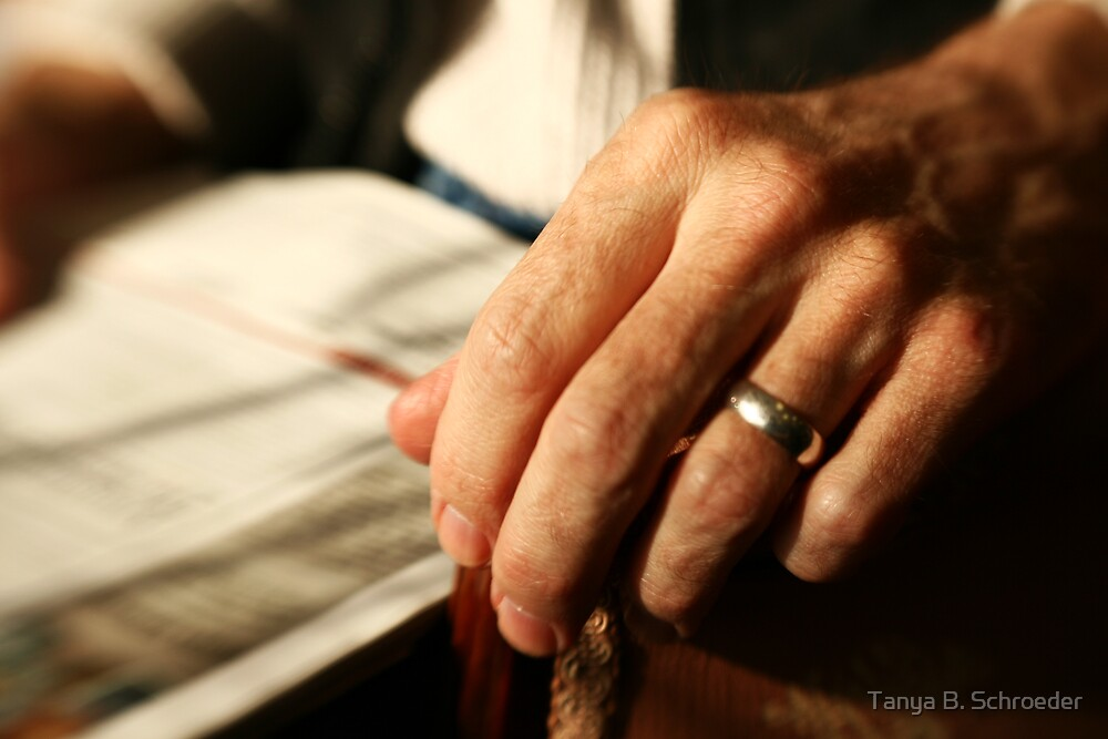 i love these hands(these hands i love) by Tanya B. Schroeder