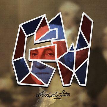 Founding Father George Washington by Kingdomkey55