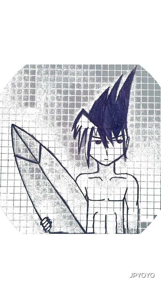 Aqua Boy by JPYOYO