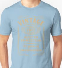 Golden Vintage Limited 1977 Edition - 40th Birthday Gift T-Shirt