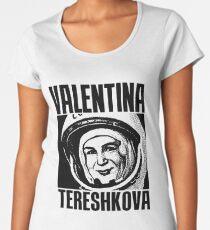 Valentina Tereshkova-3 Women's Premium T-Shirt