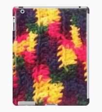 Rainbow Knit iPad Case/Skin