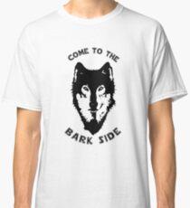 Star Wars - The Bark Side Husky Classic T-Shirt
