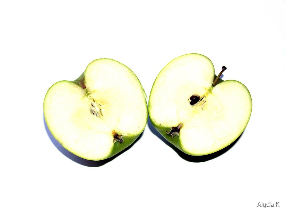 Apple by Alycia K