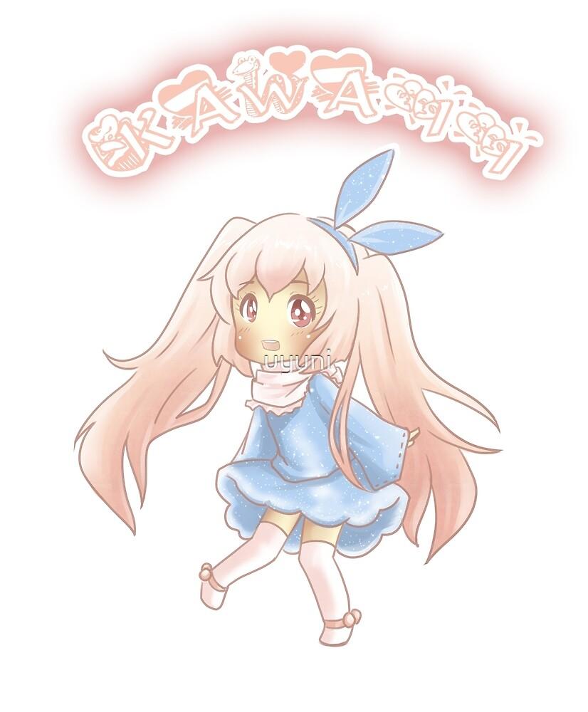 Usagi-chan by uyuni