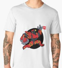 Super Crimson Typhoon Men's Premium T-Shirt
