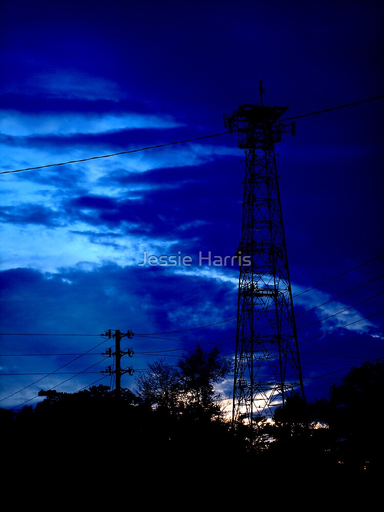 Day's End by Jessie Harris