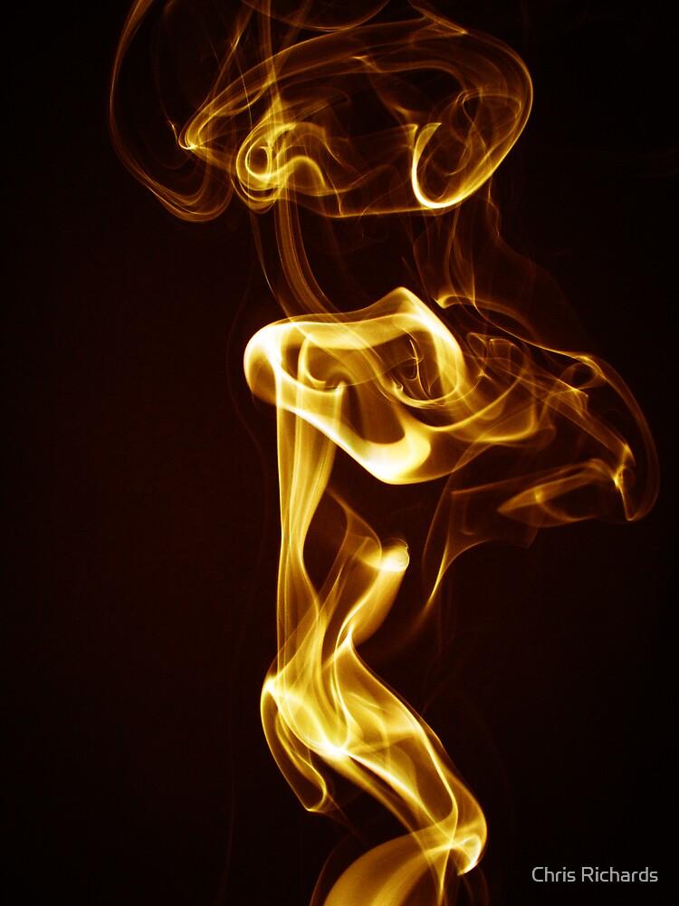 Golden Smoke by Chris Richards