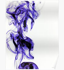 Like Ink in Water Poster