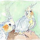 Kiki & Tweeti by Maree Clarkson