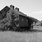 Calvert County Barn by Paul Lenharr II