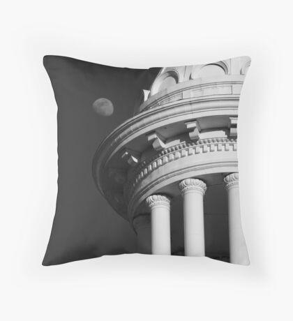 Moon Dome Throw Pillow
