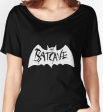 BATCAVE Women's Relaxed Fit T-Shirt