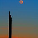 Moon Post by Jon  Johnson