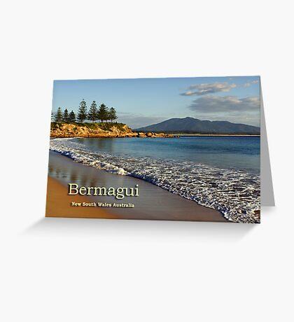 Bermagui Greeting Card