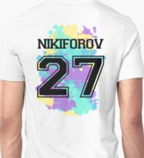 viktor!!! on ice  Unisex T-Shirt