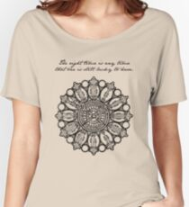 Henry James - The Right Time Women's Relaxed Fit T-Shirt