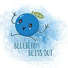 Blueberry Bliss Out by jitterfly