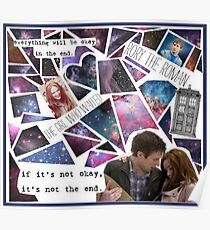 Amy and Rory Poster