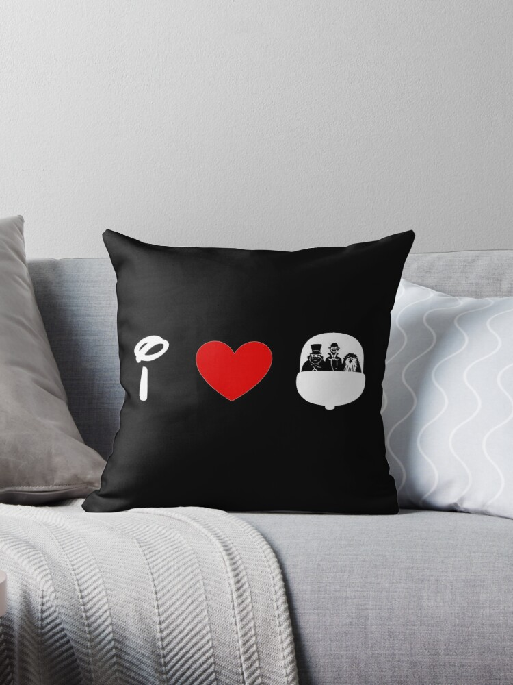 I Heart Haunted Mansion (Classic Logo) (Inverted) by ShopGirl91706