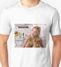 Bunny Lebowski Unisex T-Shirt