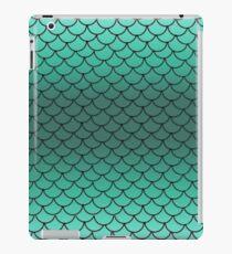 Sea Foam Scales iPad Case/Skin