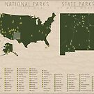 US National Parks - New Mexico by FinlayMcNevin