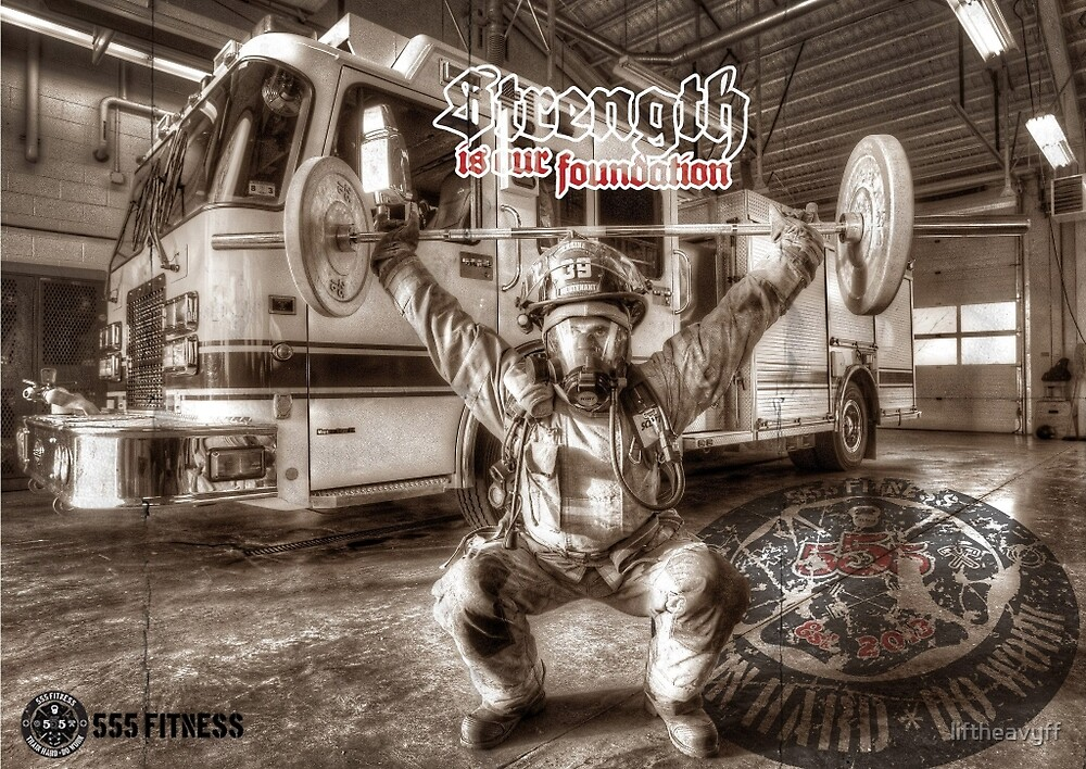 Firefighter Workout by liftheavyff
