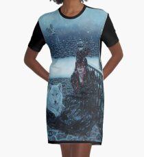 Facade Graphic T-Shirt Dress