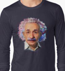 Albert Einstein - Galaxy T-Shirt