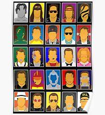 Strength of Schwarzenegger  Poster