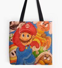 It's a Mario! Tote Bag