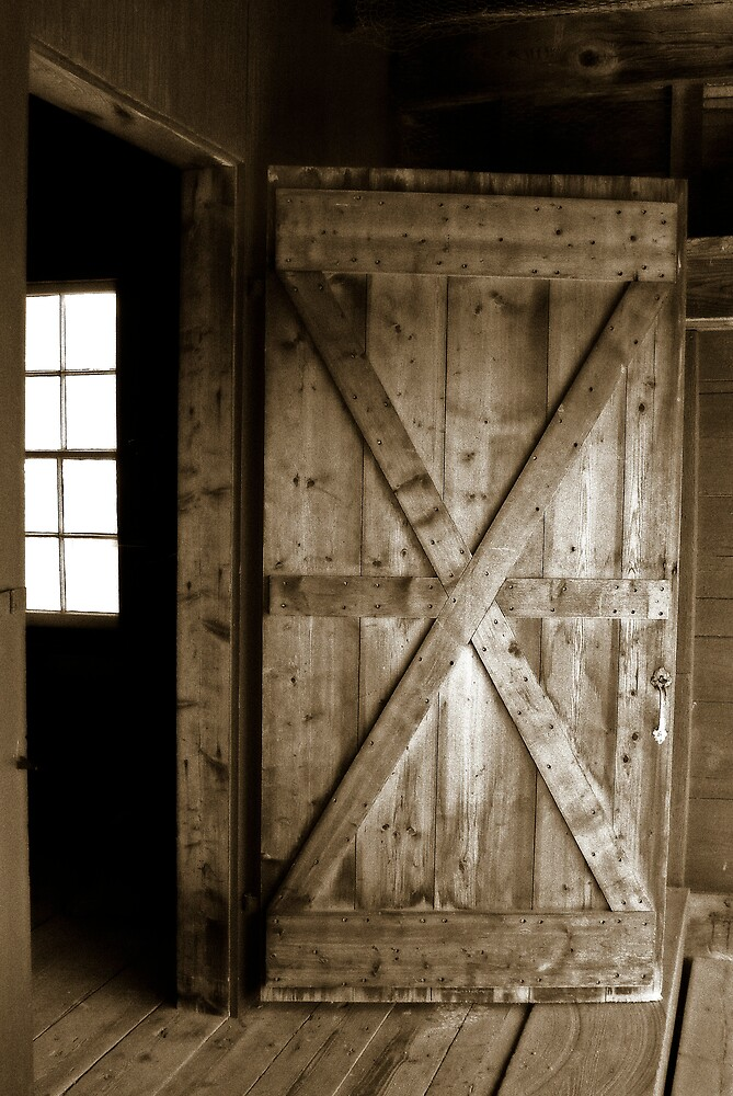 door study by Lorne Chesal