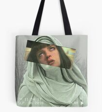 Aesthetic Pulp Fiction Tote Bag