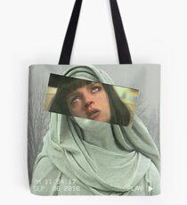Ästhetische Pulp Fiction Tote Bag