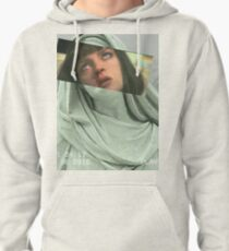 Aesthetic Pulp Fiction Pullover Hoodie