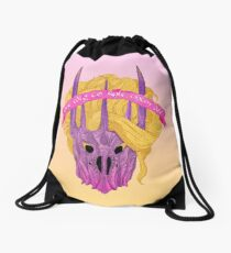 One Wig To Rule Them All Drawstring Bag