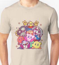 Kirby group Unisex T-Shirt