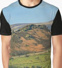 Dragon Tail Hill Graphic T-Shirt