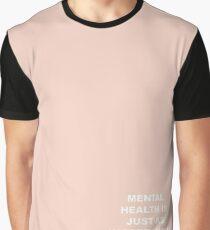 Mental Health  Graphic T-Shirt
