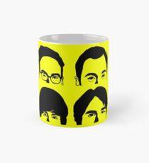 Four Faces Theory Mug