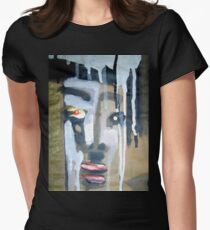 white spirit Womens Fitted T-Shirt
