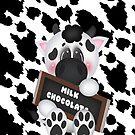 Milk Chocolate Cow by purplesensation