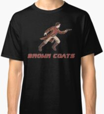 Browncoats or BladeRunners Classic T-Shirt