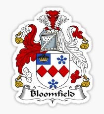 Bloomfield Sticker