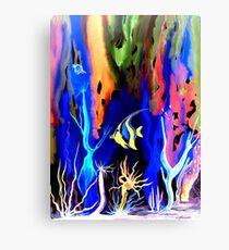 Fish Fantasy Canvas Print